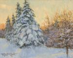 December Light 11x14